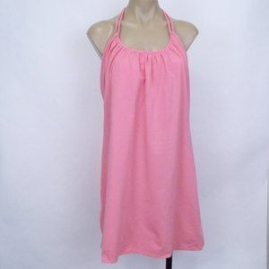 Victoria's Secret Pink Jersey Halter Dress